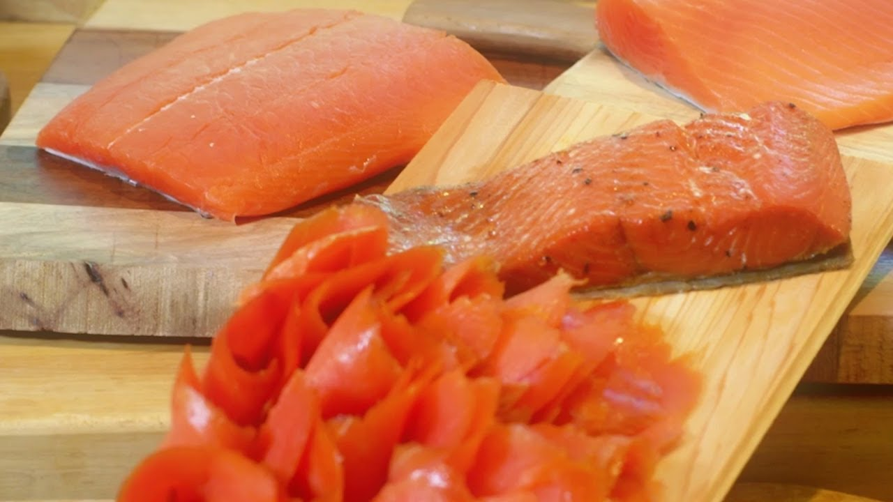 How To Select & Cook Salmon