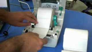 How to generate and print barcode labels by using zebra thermal printer