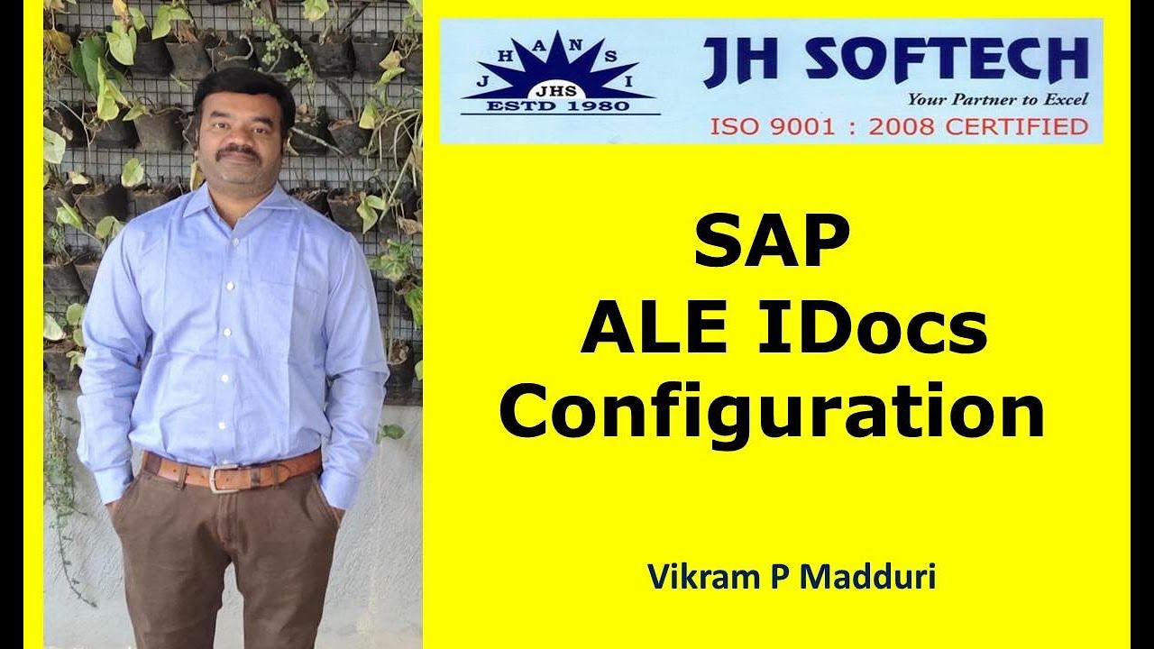 SAP ALE IDocs Configuration