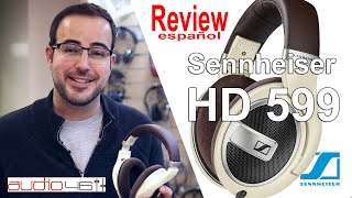 Sennheiser HD 599 y mi odio al metro de New York. Review