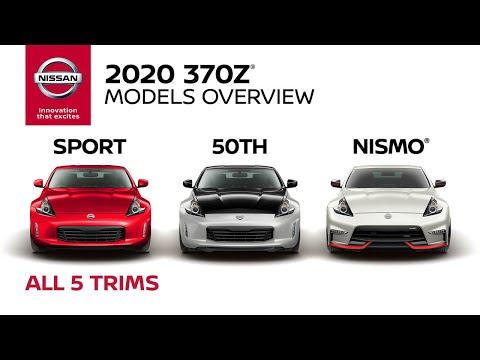 2020 Nissan 370Z Sportscar Walkaround & Review