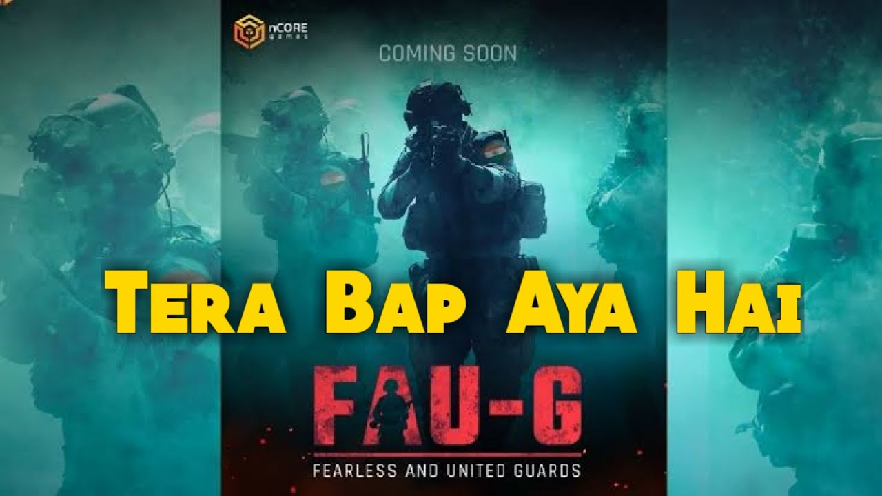 Download FAU-G Game Alternative Of PUBG Coming Soon Made In India🇮🇳