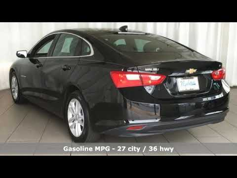 Used 2018 Chevrolet Malibu Lansing IL Orland Park, IL #DT8266A