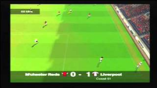 Sensible Soccer 2006 gameplay Test.