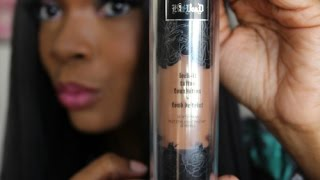 Kat Von D Lock It Tattoo Foundation Demo/Review