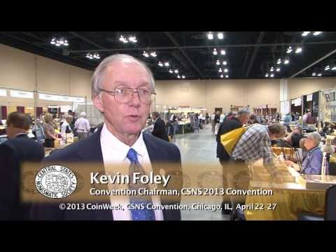 Why People Come to the CSNS Central States Coin Convention. VIDEO: 2:08.