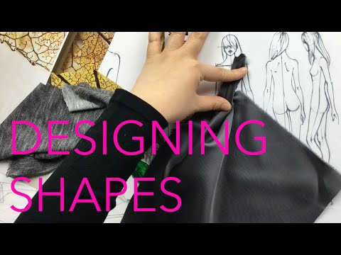 Fashion Design Tutorial 5: Shapes & Proportions