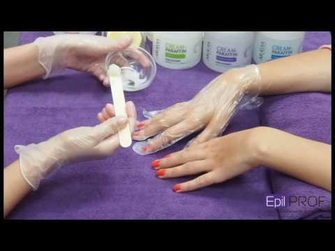 Парафинотерапия рук – быстро, просто и эффективно. Этапы процедуры. Крем-парафин ARAVIA
