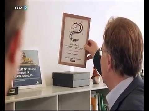 Claus Hjort Frederiksen kåres som ugens glatte ål