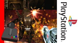Alien: Resurrection PS1 - Innovative, Collectable, Or Crap?