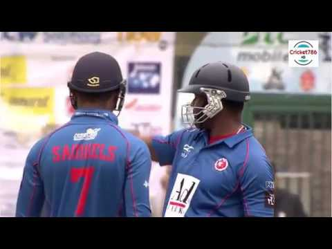 Dwayen Smith Blasts 121 Off 40 Ball Hong Kong T20 Blitz 2017