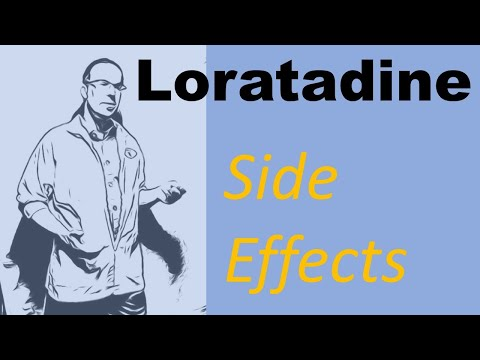 Side Effects Of Loratadine D