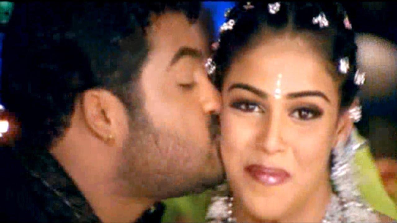 Download Samba Movie || Nandamuri Chandamama Video Songs || NTR Jr , Bhoomika , Genelia