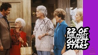 22 of The Golden Girls' Most Memorable Guest Stars