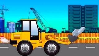 Monster Truck Bulldozer Videos For Kids Monster Trucks For Children