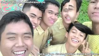 Story During School at SMAN 3 (Music by AISHA Feat. Chenon - Kono Koe Karashite )