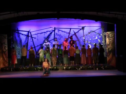 Once On This Island Act 1 - Cupertino High School