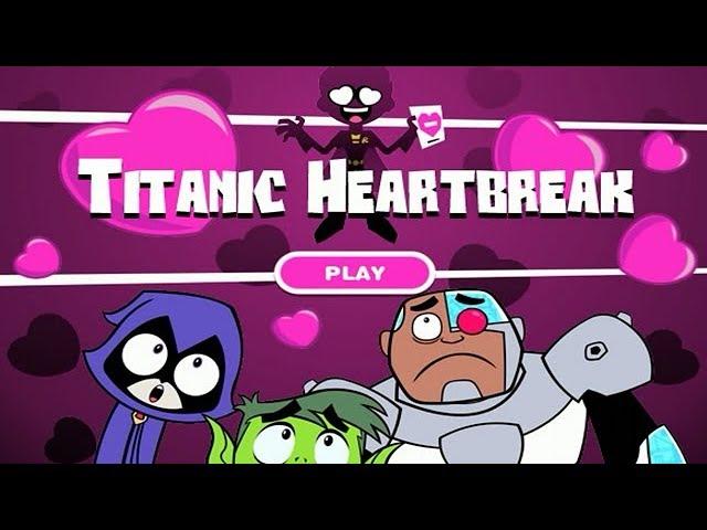 Teen Titans Go! - Titanic Heartbreak [Level 11 - 20] - Cartoon Network Games