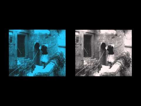 DER MÜDE TOD / Destiny (1921, Fritz Lang) - Vergleich: Vor- und nach der Restaurierung (2016)