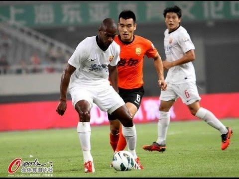 2012.9.23 中甲第26轮 上海东亚vs武汉卓尔(全场)