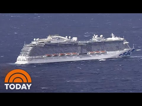 As Coronavirus Spreads Nationwide, Cruise Ship Heads To Port In California | TODAY