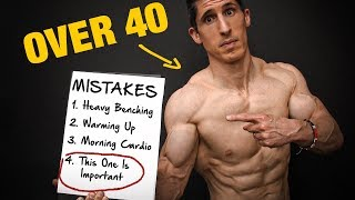 8 Muscle Gaining Mistakes - Men Over 40 (FIXED!!)