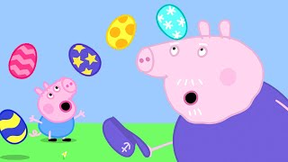 Peppa Pig Official Channel Peppa Pig Easter Bunny And The Easter Egg Hunt