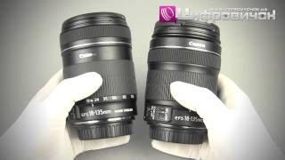 Видеообзор Canon EF-S 18-135mm f 3.5-5.6 IS и Canon EF-S 18-135mm f 3.5-5.6 IS STM(, 2013-05-23T16:17:42.000Z)