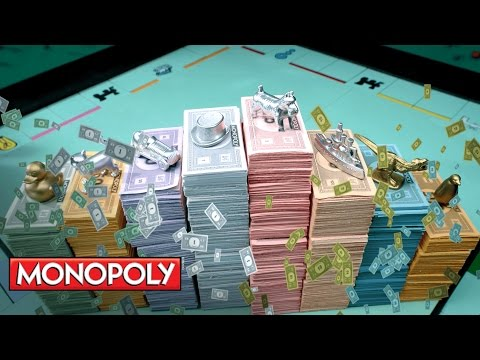 Monopoly 'Token Madness Results' Official T.V. Spot - Hasbro Gaming