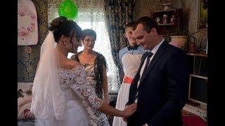 На выкупе невеста чуть не отказалась ехать в ЗАГС.
