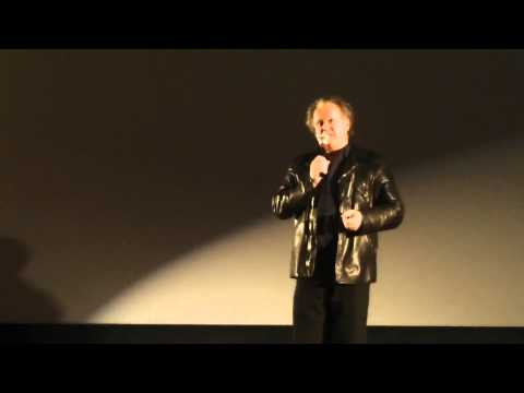 BerlinaleBärendienst 2012: 14.02. Die Wand   mit Regisseur Julian Pölsler
