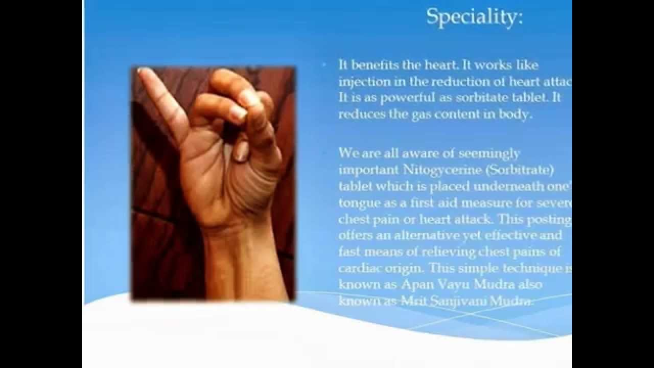 different mudras and their benefits pdf