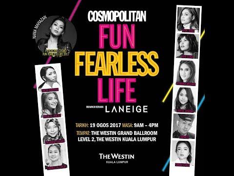 COSMO Fun Fearless Life - Sesi Pertama