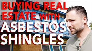 Flipping Houses | Buying Real Estate with Asbestos Shingles | In The Life 103
