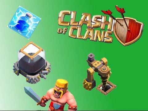 come disegnare i personaggi di clash of clans