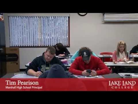 Lake Land College: Pathways School System