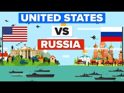 Russia VS United States (USA) - Who Would Win - Military Com