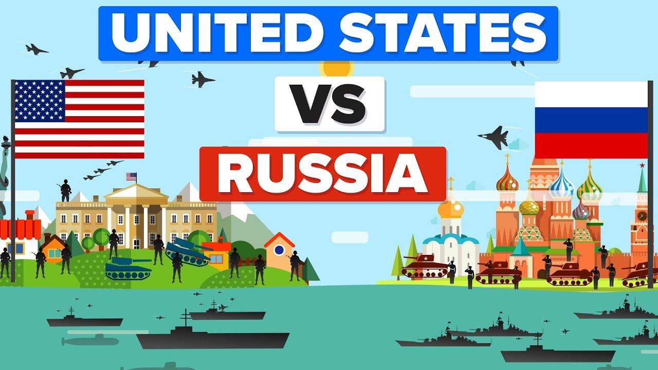 Russia VS United States (USA) - Who Would Win - Military Comparison 2019