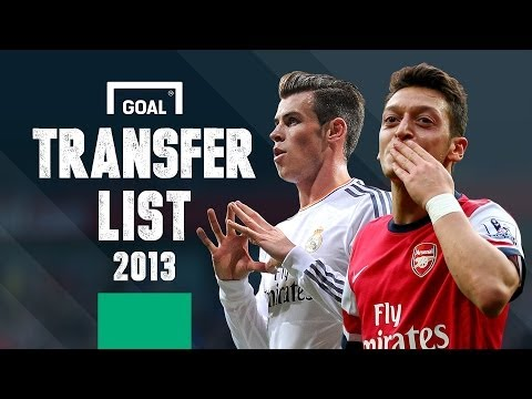 10 Biggest Transfers of 2013 | Goal Transfer List