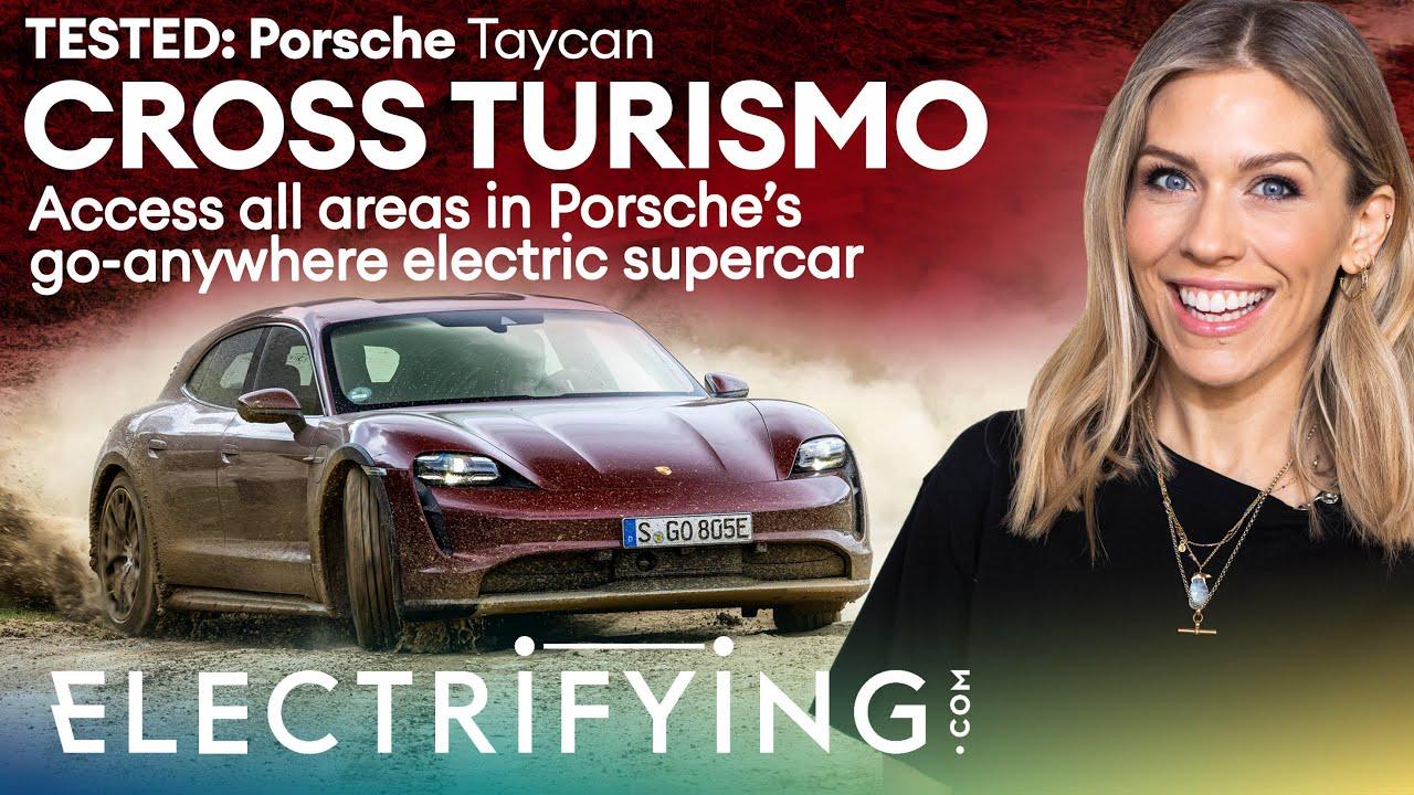 Porsche Taycan Cross Turismo 2021 in-depth review – Porsche's go-anywhere supercar / Electrifying