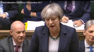 "Parliment Laughs At Theresa May Fibbing About Brexit Negotiation in ""Shambles"""