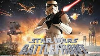 Star Wars Battlefront Playthrough Part 1 (No Commentary)