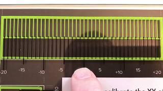 Екрану Ultimaker 3 калібрування - ручна ліжко вирівнювати і XY зміщення калібрування (3D Всесвіту)