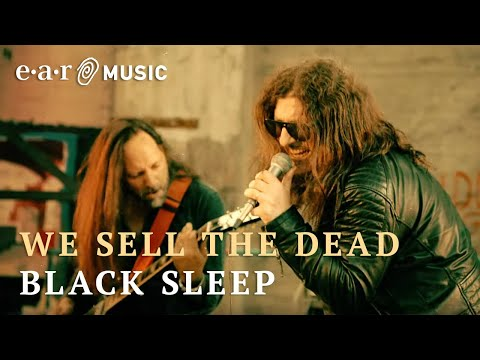 """We Sell The Dead """"Black Sleep"""" (Official Music Video) - New album out February 21st, 2020"""