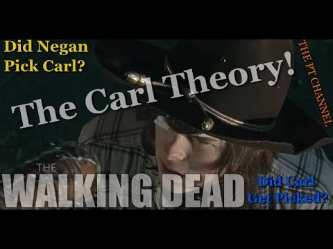 The Walking Dead Negan Kills Carl Walking Dead Negan Kills Carl TWD Negan Kills Carl Theory