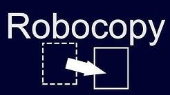 Robocopy: Intelligent Kopieren und Ordner spiegeln (Geheimtipp)