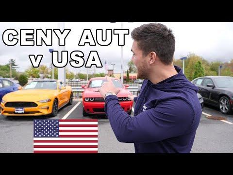 Neskutečné Ceny Ojetých aut v USA. CarMax