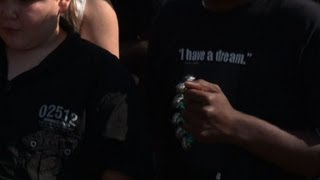 London marks 'I have a dream' speech's 50th anniversary