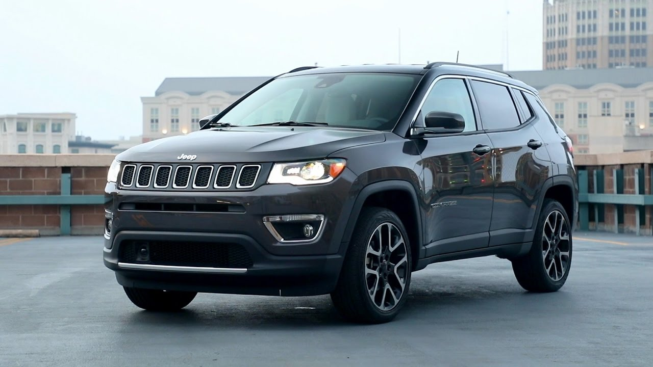 2017 jeep compass limited youtube. Black Bedroom Furniture Sets. Home Design Ideas