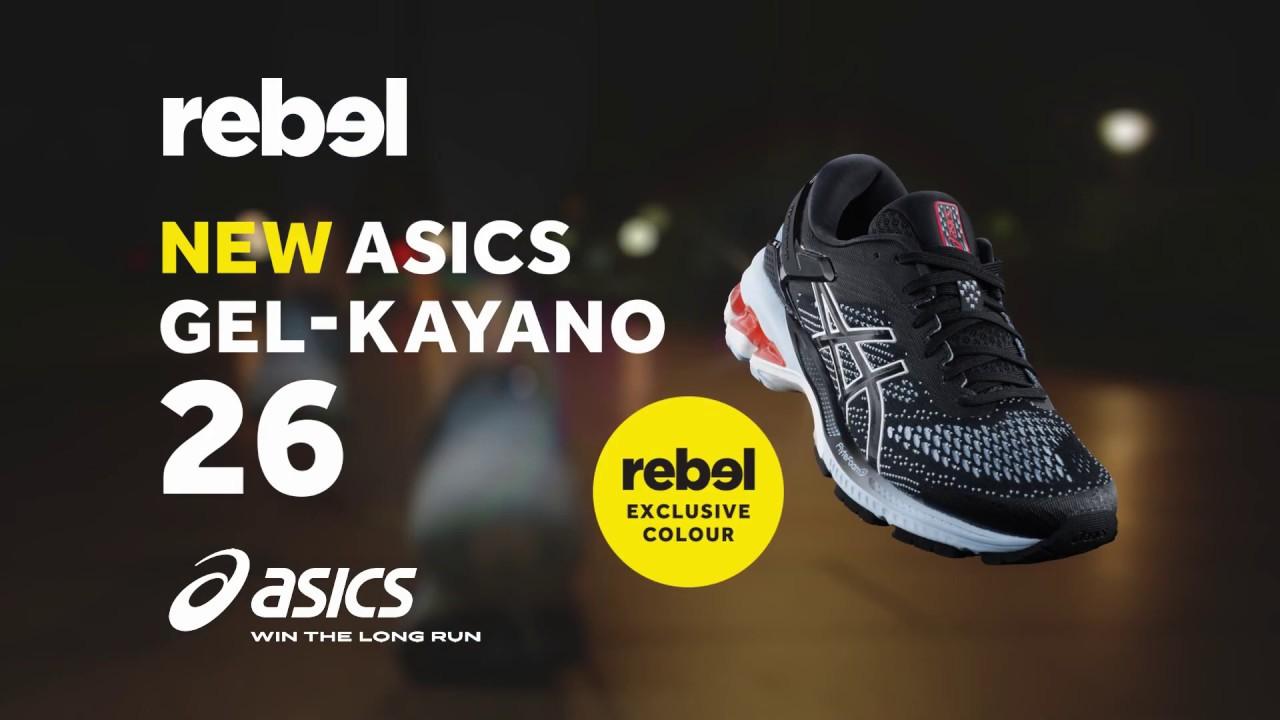 rebel asics kayano 24